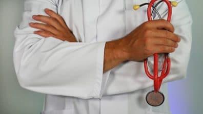 zánět prostaty - doktor