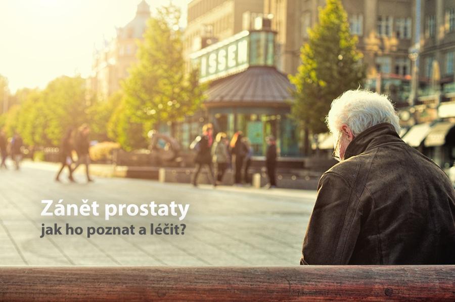 zánět prostaty - jak poznat