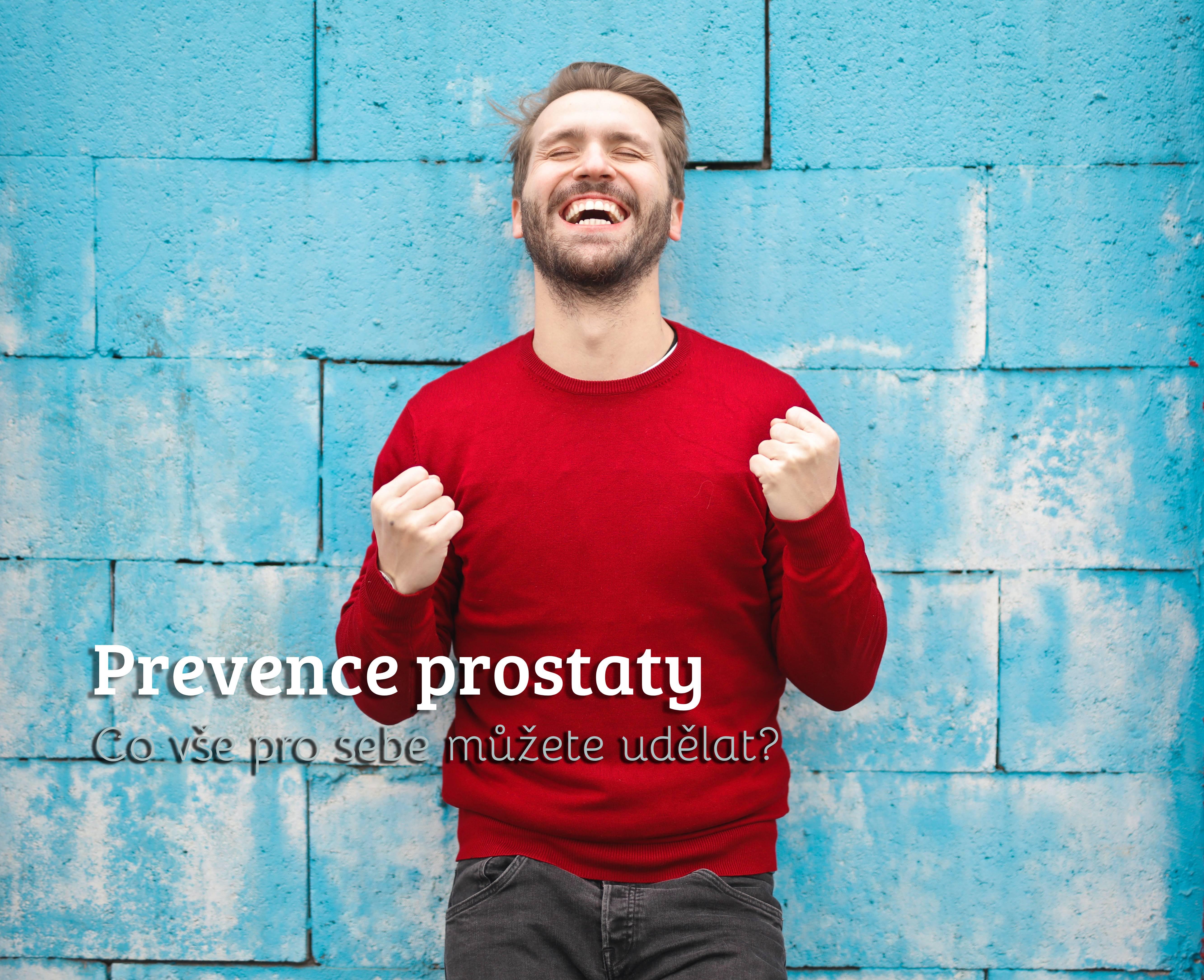 Prevence prostaty
