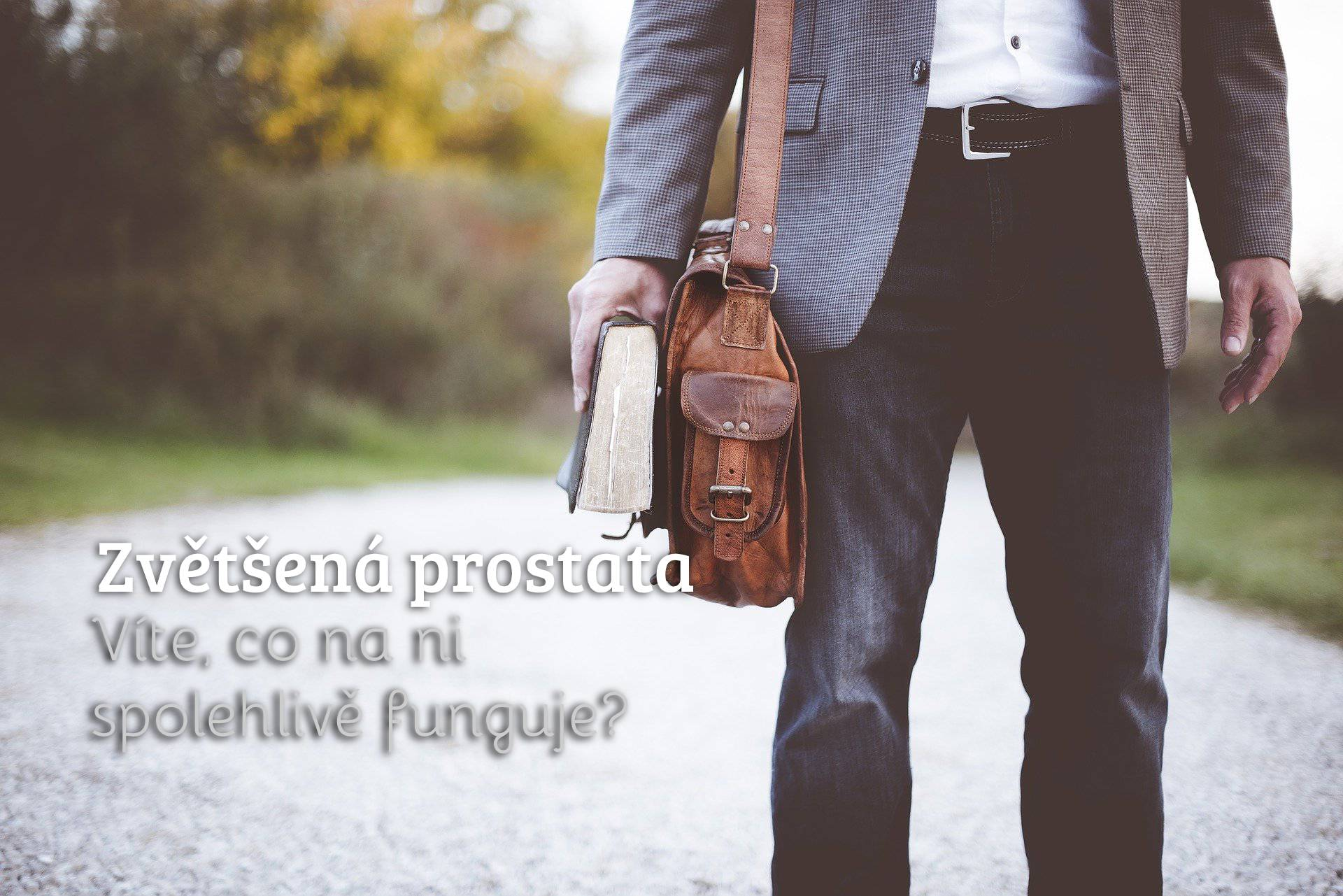 Zvětšená prostata